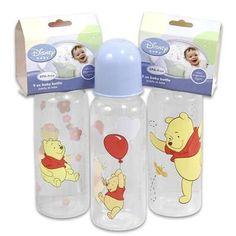 Disney Baby 9 Oz Baby Bottle (Winnie The Pooh)