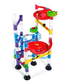 Take a look at this Spinning Marble Run Set by Quercetti on #zulily today!24