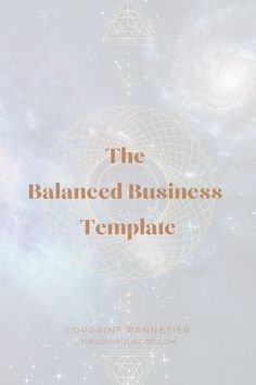 We ALL want to work LESS hours for MORE money! The Balanced Business Template supports you in finding a harmonious balance from within; a balance of your empowered masculine and empowered feminine energies that work synergistically to create a business that feels nourishing, whole and aligned with your desire to be of service, transform lives and leave a legacy. Leaving A Legacy, Creating A Business, Feminine Energy, Templates, Feelings, Healer, Words, Clarity, Entrepreneur