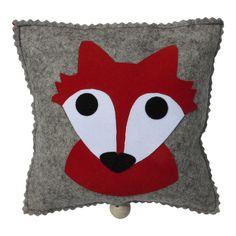 Muziekdoosje vos in rood & zand Muziekdoos baby kraamkado kraamcadeau zwanger vosje vossen babykamer kinderkamer box