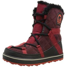 Women's Glacy Explorer Shortie Cold Weather Boot >>> Click on the image for additional details. (This is an affiliate link) #AnkleBootie