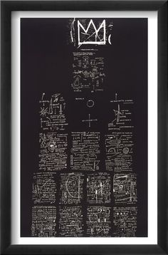 basquiat 1, the life written down and the power of words.