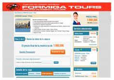 Increíble pero cierto¡¡¡ Circuito de 9 días Canadá 990 € por persona. Salida desde Madrid el 25/06/2014. Entra en nuestra web www.formigatours.com y compruébalo por ti mismo.