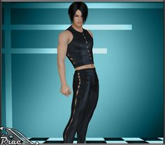 11.95Diamas M4H4 - $5.98 : This super conforming fantasy outfit for M4 and H4 consists of a Top and Trousers. It comes with 8 high resolution texture maps Ash, Joker, Lead, Mono, Night, Pearl, Poison and Sea.