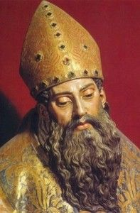 A biography of st isidore the archbishop of seville