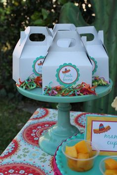 Fiesta / Mexican Party Ideas   Photo 5 of 33   Catch My Party