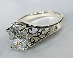 designer modern rings - Google Search