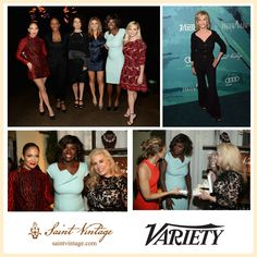 We can't stop talking about Variety's Power of Women Luncheon that took place last Friday!  This week's blog is recapping the remarkable event where we had the pleasure of paying tribute to honorees Viola Davis, Jane Fonda, Jennifer Lopez, Reese Witherspoon, and Donna Langley! #PowerofWomen #jewelryforacure