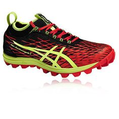 Asics #gel-fujirunnegade 2 mens trail water resistant running #shoes #trainers,  View more on the LINK: 	http://www.zeppy.io/product/gb/2/272145317319/