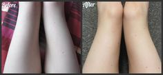 Cocoa Brown 1 Hour Tan before/after by NinasBargainBeauty