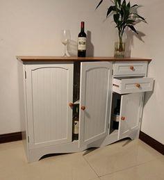 Amazon.de: küchenschrank/buffetschrank/sideboard, HC-001