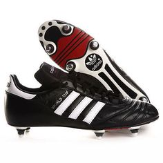 adidas Football World Cup SG Soccer Boots Lace Up - 011040 c93ee9a577ec0