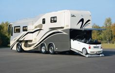 Motorhome and then some!
