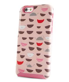 Vera Bradley Blush Cat and Mouse Hybrid Case for iPhone Bold Prints, Apple Products, Vera Bradley, Blush, Iphone Cases, Phones, Pink, News, Cases