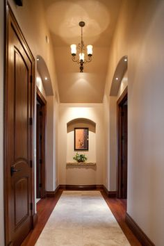 Wood And Tile Flooring Design Ideas, Pictures, Remodel, and Decor - Aneka Interiors via Houzz