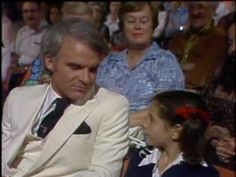 I love the way Steve Martin incorporates a comedic bite from his Wild and Crazy Guy album into this comedy nugget on the Johnny Cash Variety Show. Steve Martin, Funny Bunnies, Vintage Tv, Robin Williams, Johnny Cash, My Memory, Girl Face, Funny Moments, Laughter