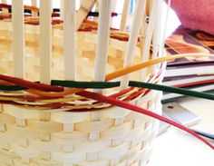FREE PATTERNS | BASKETS 'N the WORKS