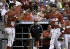 College World Series 2015 live updates: Arkansas vs. Miami College World Series  #CollegeWorldSeries