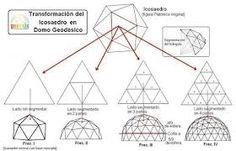 estructura a base de solidos platonicos - Buscar con Google