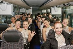 Heading from Macy's Thanksgiving Day Parade to Radio City Music Hall for the Christmas Spectacular!
