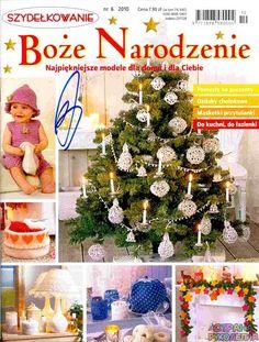 Szydelkowanie. Boze Narodzenie - №6 - 2010 - Забавные поделочки - Журналы по…