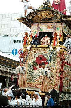Kyoto 京都 - Gion Matsuri 祇園祭 Kikusui Boko | Flickr - Photo Sharing!