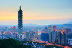 Taipei, Taiwan #CMglobetrotters