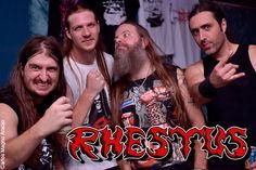 Resenha do Rock: Rhestus: guitarrista se muda para os EUA