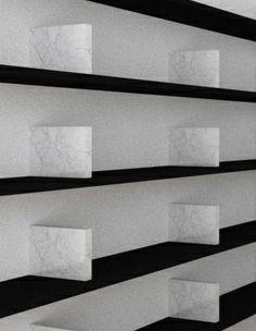 Bookcase by Dieter Vander Velpen
