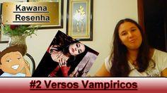 Kawana Resenha - Versos Vampiricos