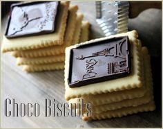 Choco biscuits