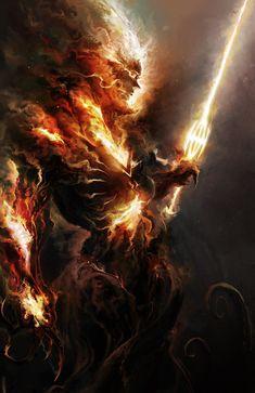 My love of magic, dragons, and all things fantasy. Dark Fantasy Art, Fantasy Concept Art, High Fantasy, Fantasy Character Design, Fantasy Artwork, Dark Art, Character Art, Fantasy Monster, Monster Art
