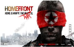 Homefront. Emotional first person shooter game play and plot.