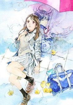 Yato e Hiyori Noragami Anime, Yato And Hiyori, Manga Art, Manga Anime, The Darkness, Otaku, Yatori, Fanart, Manga Covers