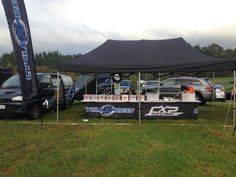 Our pro race shop set up for BMX nationals 2014 here in New Zealand.