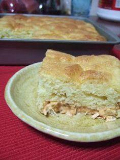 Torta Salgada Rápida com massa fofa - Pecado da Gula