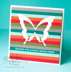 I am back with more for my spot as the guest muse over at the CASE Study Challenge Blog. Each month they take a few older cards from a guest muse and use t