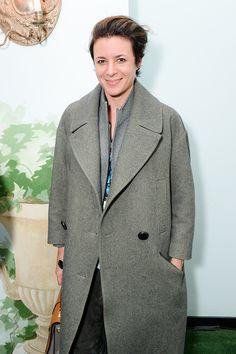 Grey coat, Garance Doré