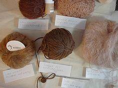 Wig-making for Waldorf doll tutorial. Crochet