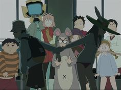FLCL EMOTIONS CONFLICTED