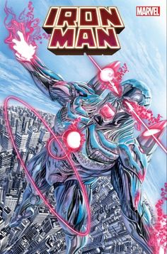 Alex Ross, Iron Man Art, Iron Man Avengers, Mortal Combat, Man Thing Marvel, Fantastic Four, Tony Stark, Comic Art, Comic Book