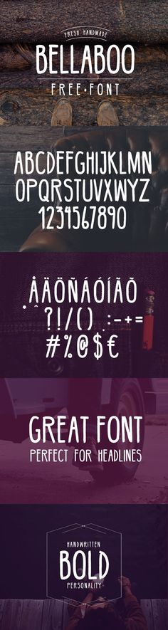 FREE FONT BELLABOO DOWNLOAD FOR FREE HERE: http://freegoodiesfordesigners.blogspot.se/2015/02/hipster-free-font-bellaboo-by-marcelo.html