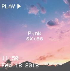 Wish the sky always looked like this aesthetic photo, aesthetic pictures, pink aesthetic, Sky Aesthetic, Aesthetic Grunge, Aesthetic Vintage, Aesthetic Photo, Aesthetic Pictures, Aesthetic Backgrounds, Aesthetic Wallpapers, Vaporwave, Pink Sky