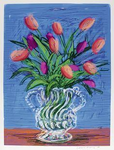 David Hockney, A Bigger Book - Art Edition B, 2016, Lyndsey Ingram