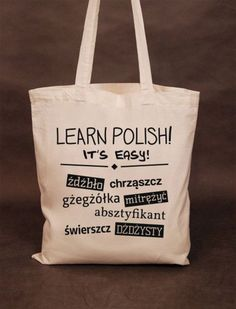 selection of most difficult Polish words. Its easy for me bc Im from poland Learn Polish, Polish Words, Polish People, Polish Memes, Polish Language, Polish Christmas, Polish Recipes, At Least, Learning