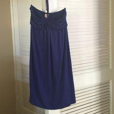 Ella Moss dress Absolutely beautiful deep purple Ella Moss dress. Never worn, tags attached, size M Ella Moss Dresses Midi