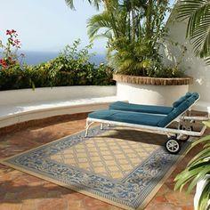 Garden Lattice Indoor or Outdoor Rugs - jcpenney