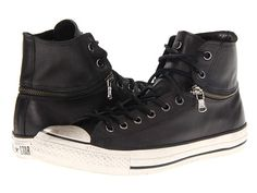 Converse by John Varvatos Chuck Taylor All Star Leather Zip