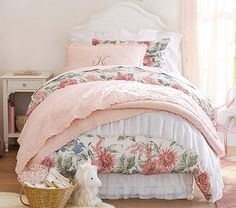 Juliette Twin Bed - EXEL, French White