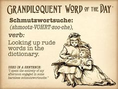(100) Grandiloquent Word of the Day
